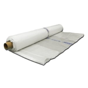 Crawlspace encapsulation vapor barrier